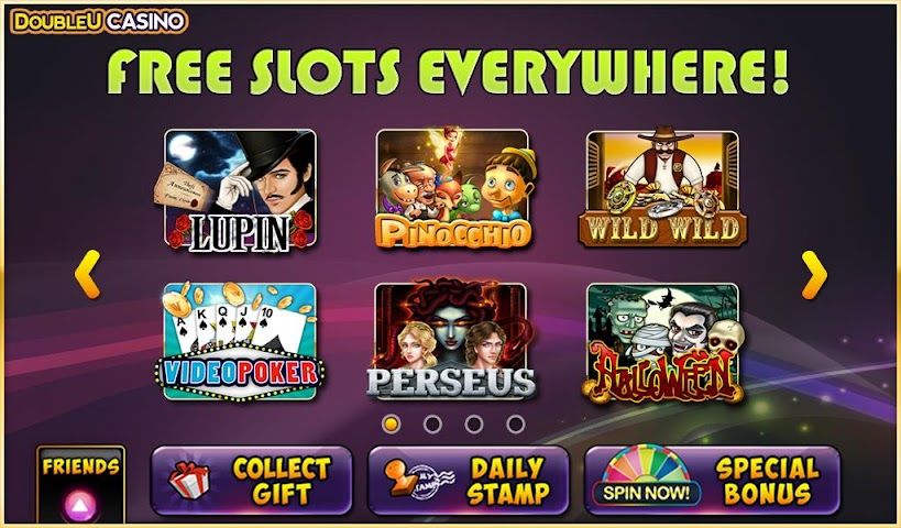 android DoubleU Casino - FREE Slots Screenshot 8