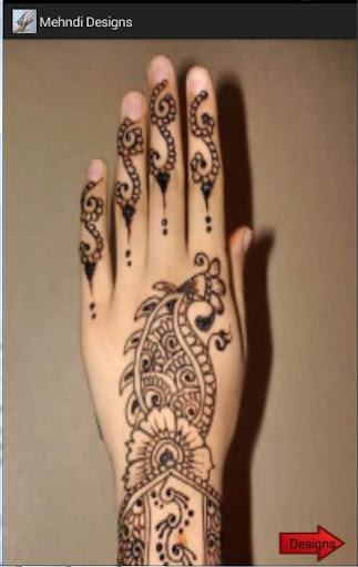 Mehndi Collection