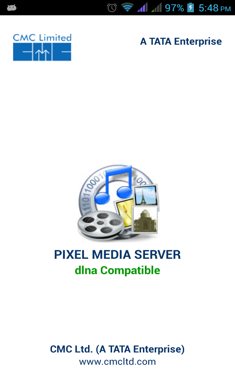 Pixel Media Server - DMS - screenshot