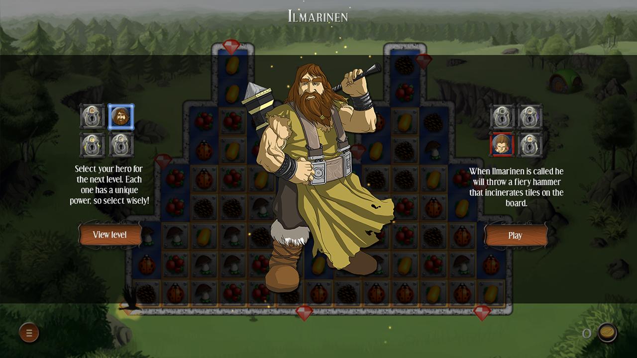 Heroes of Kalevala screenshot #13