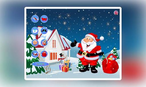 【免費休閒App】时尚的圣诞老人-APP點子