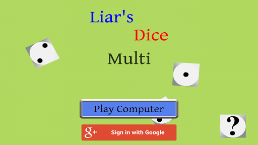 Liars Dice Multi