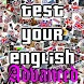 Test Your English III.