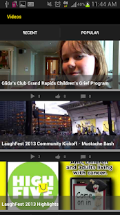LaughFest - screenshot thumbnail