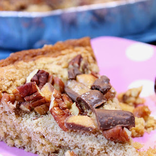 Mom's Retro Heath Bar Cake for #SundaySupper Retro Recipes