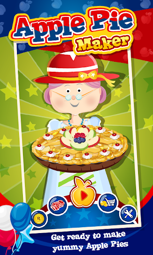 Apple Pie Maker - Cooking Game