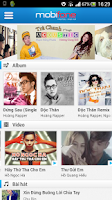 Screenshot of mMusic