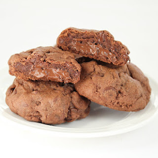 Nutella Lava Cookies Recipe