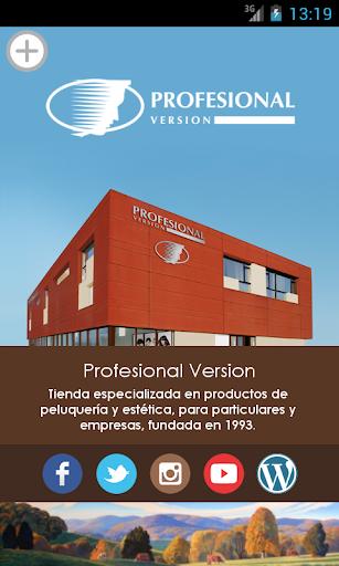 Version Profesional