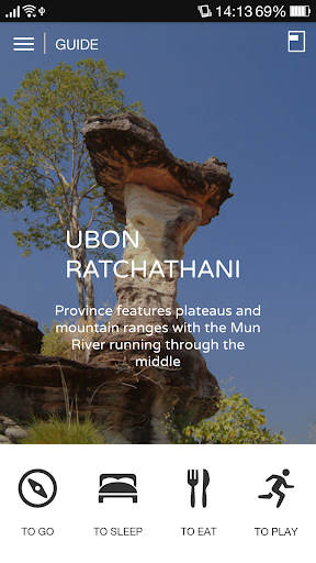 UBON RATCHATHANI - City Guide