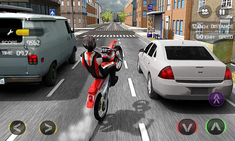 Race the Traffic Moto FULL- screenshot