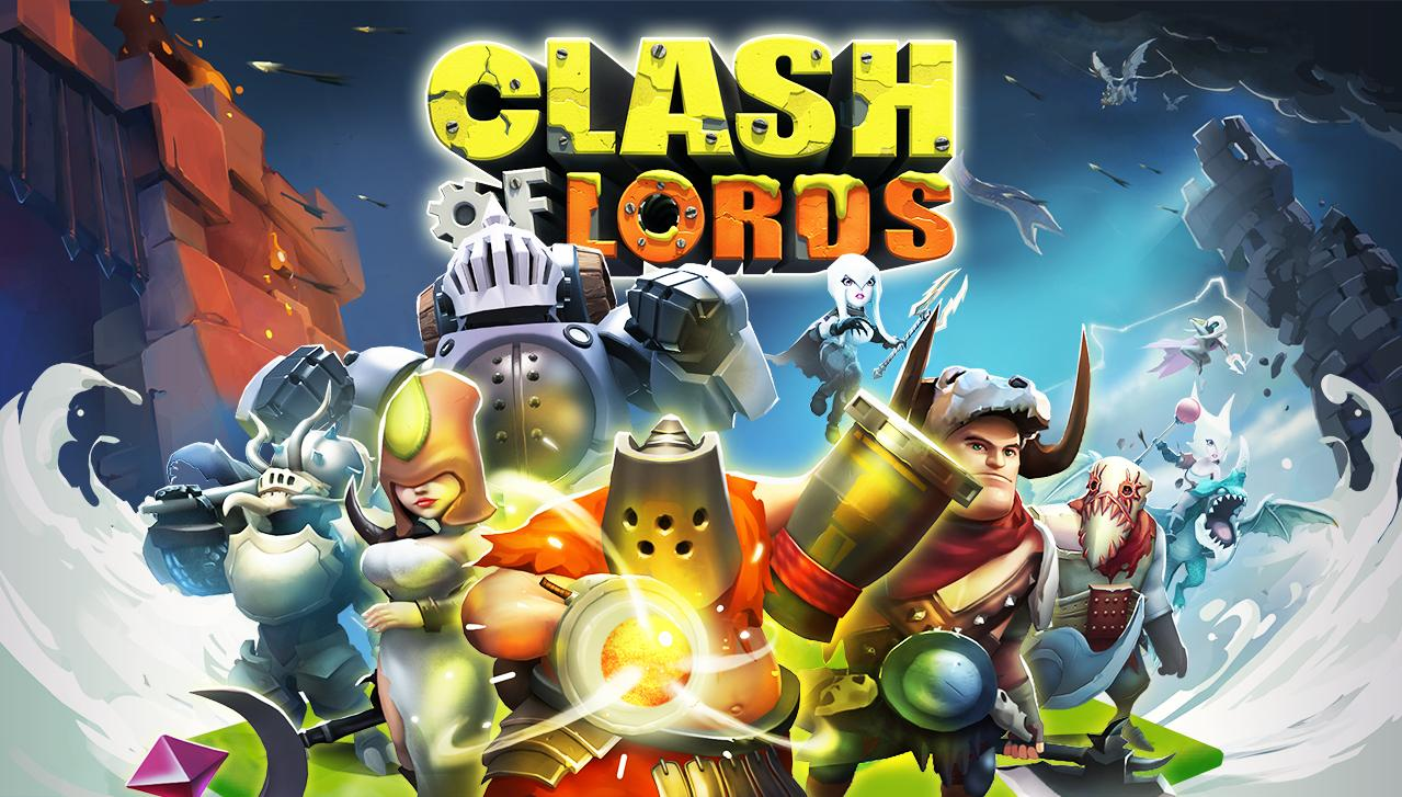 Clash of Lords - screenshot