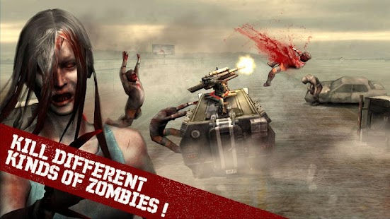 Zombie Road - screenshot thumbnail
