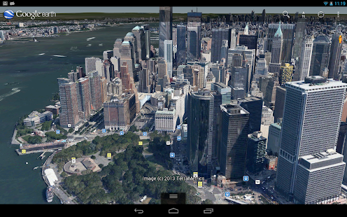 remove tour guide from google earth