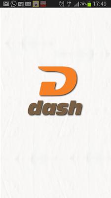 Dash - screenshot
