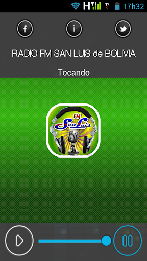RADIO FM SAN LUIS de BOLIVIA