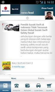 Suzuki Indonesia - screenshot thumbnail