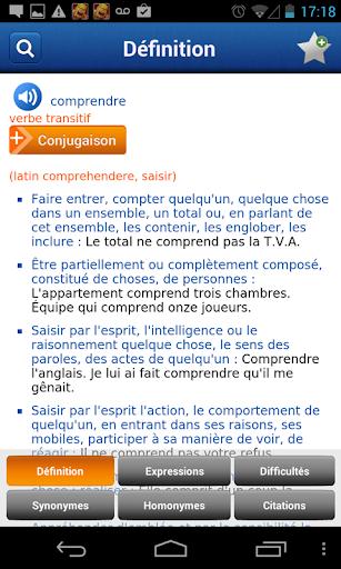 【免費書籍App】French Larousse dictionary-APP點子