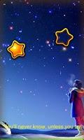 Screenshot of Touch star Magic Locker theme