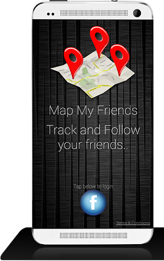 Map My Friends