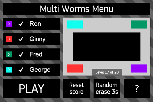 Multi Worms FREE