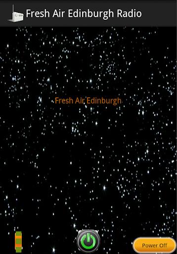 Fresh Air Edinburgh Radio