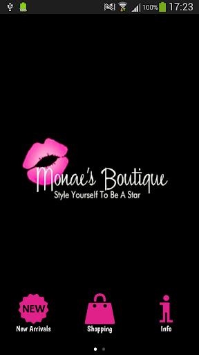 Monae's Boutique