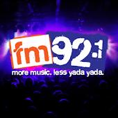 FM 92.1 WFUZ
