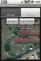 Screenshot of Smart HandheldGPS