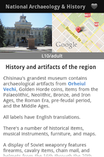 Moldova Travel Guide - screenshot thumbnail