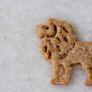 Animal Cracker Cookie.