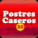 Postres Caseros 2.0 icon