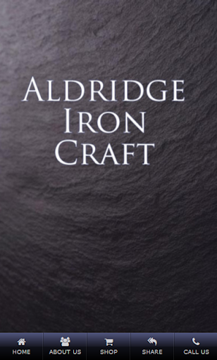 Aldridge Iron Craft