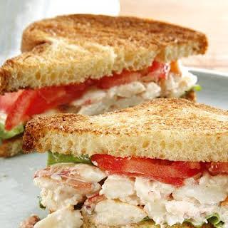 Crab Sandwich.