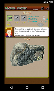 Radium Clicker- screenshot thumbnail