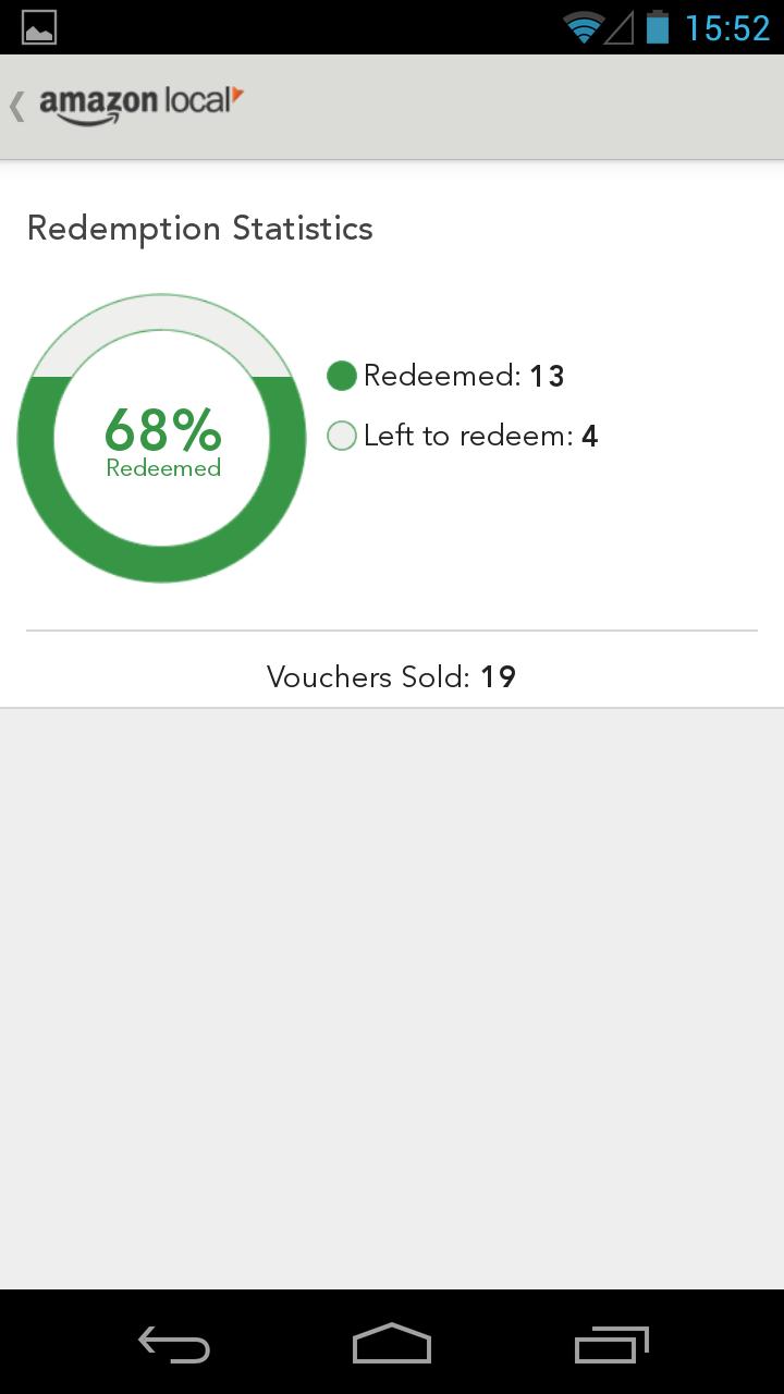 AmazonLocal Merchants screenshot #3
