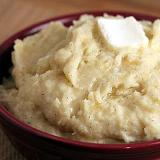Slow Cooker Mashed Potatoes.