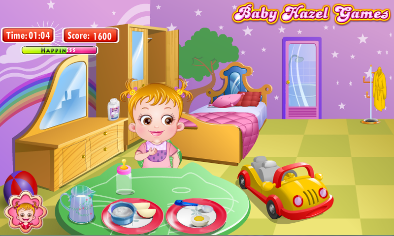 Baby Hazel In Preschool - screenshot