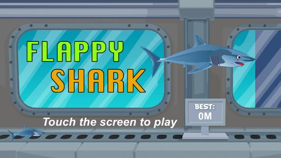 Flappy Shark