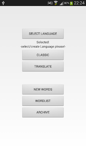 Multilingual Vocabulary Book