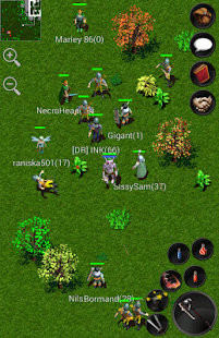 Forgotten Tales Online MMORPG - screenshot thumbnail