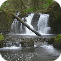 Waterfall LWP icon