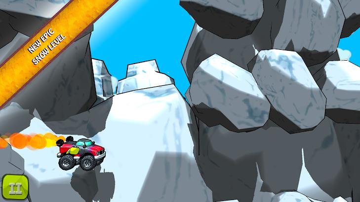 Fiery Truck- screenshot thumbnail