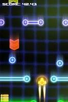 Screenshot of Aeon Racer - Neon Glow Racing