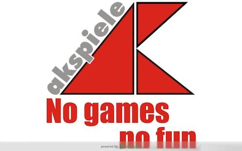 akspiele - Über 8000 Spiele - screenshot thumbnail