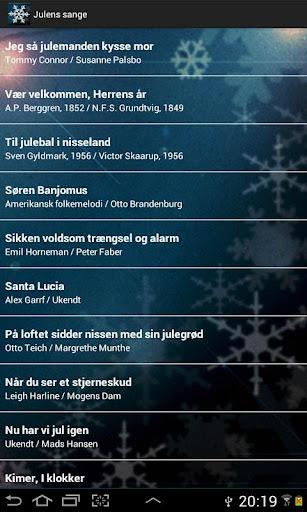 【免費音樂App】Julens sange-APP點子