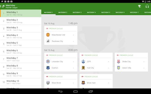 Onefootball Live Soccer Scores Screenshot 20