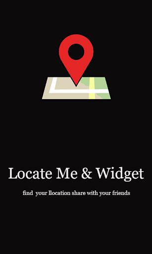 LocateMe Widget