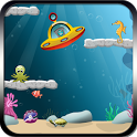 Aquarium Adventure: Alien Game icon