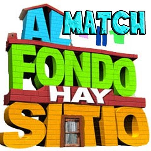 Al Fondo Hay Sitio Match LOGO-APP點子